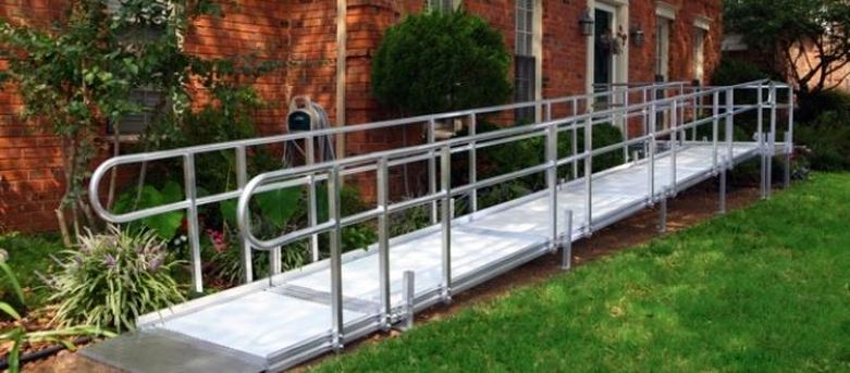 Wheelchair ramp installation Memphis